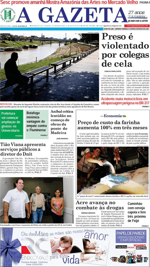 A Gazeta do Rio Branco