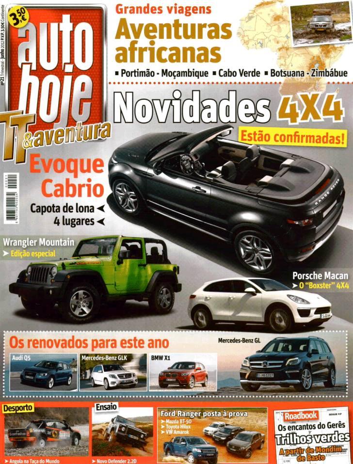 Autohoje TT & Aventura