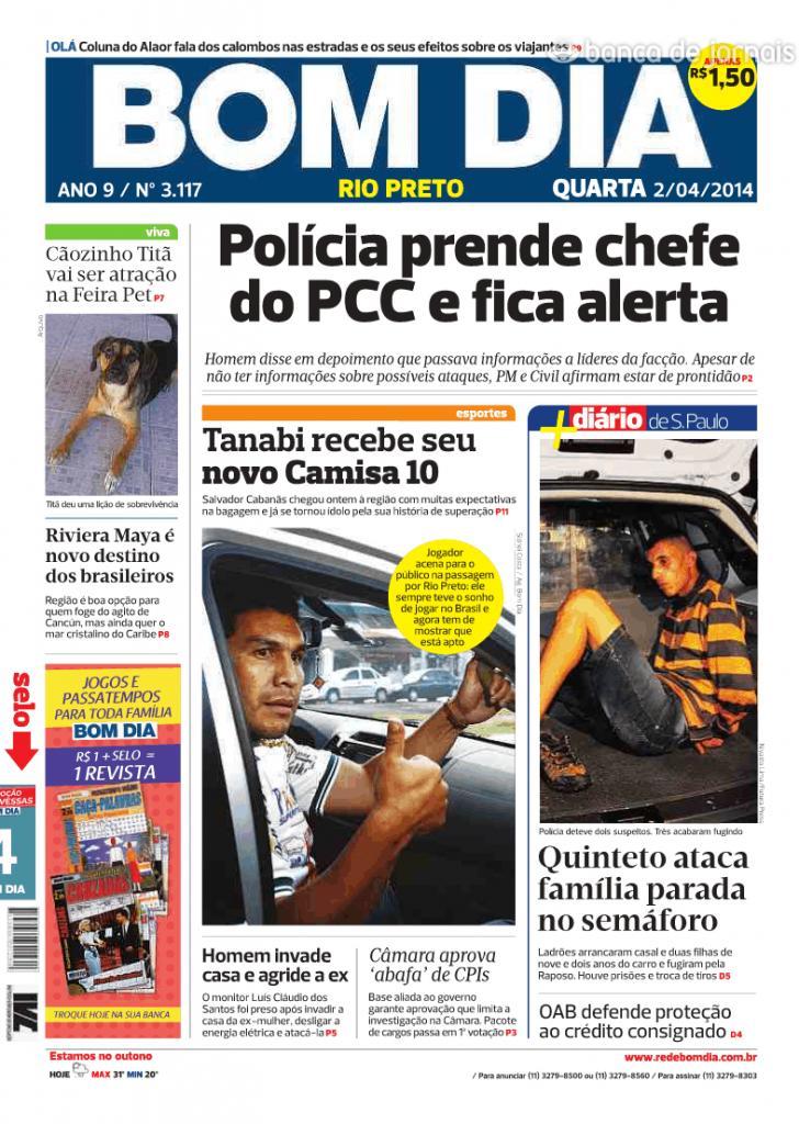 Bom Dia - Rio Preto