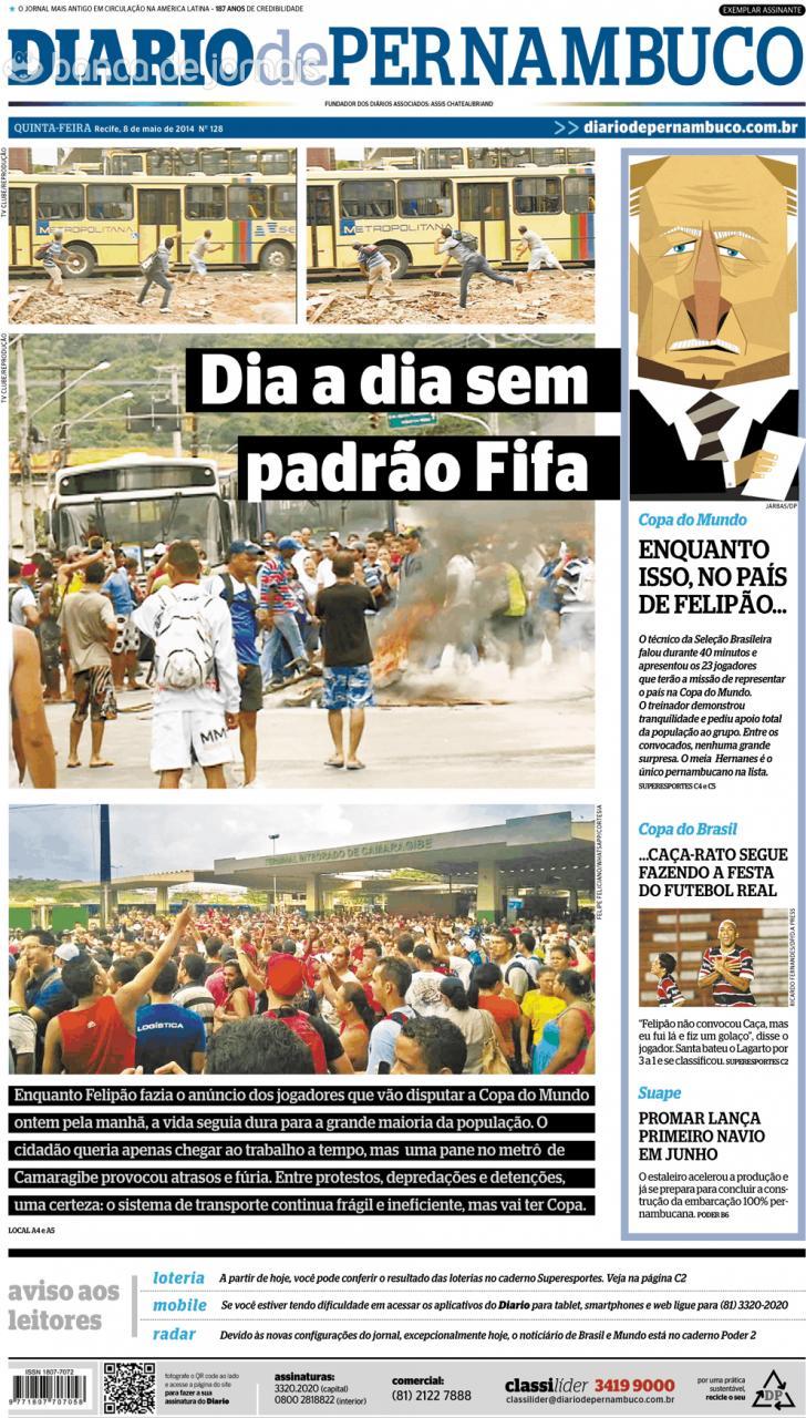 Di�rio de Pernambuco
