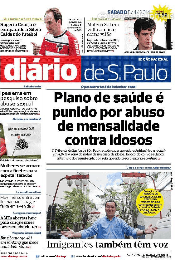 Di�rio de S.Paulo