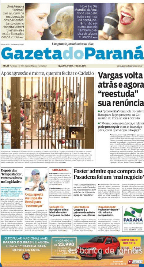 Gazeta do Paran�