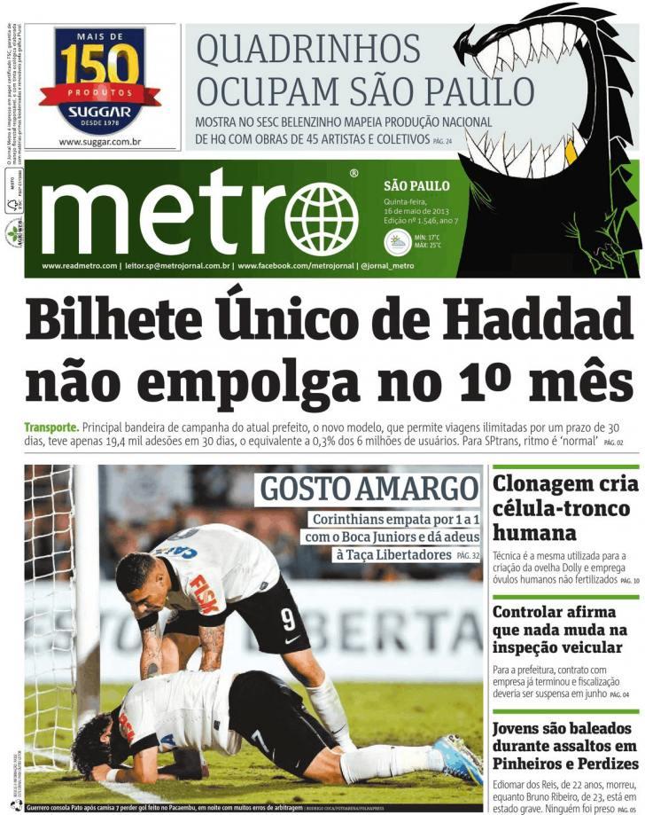 Metro S�o Paulo