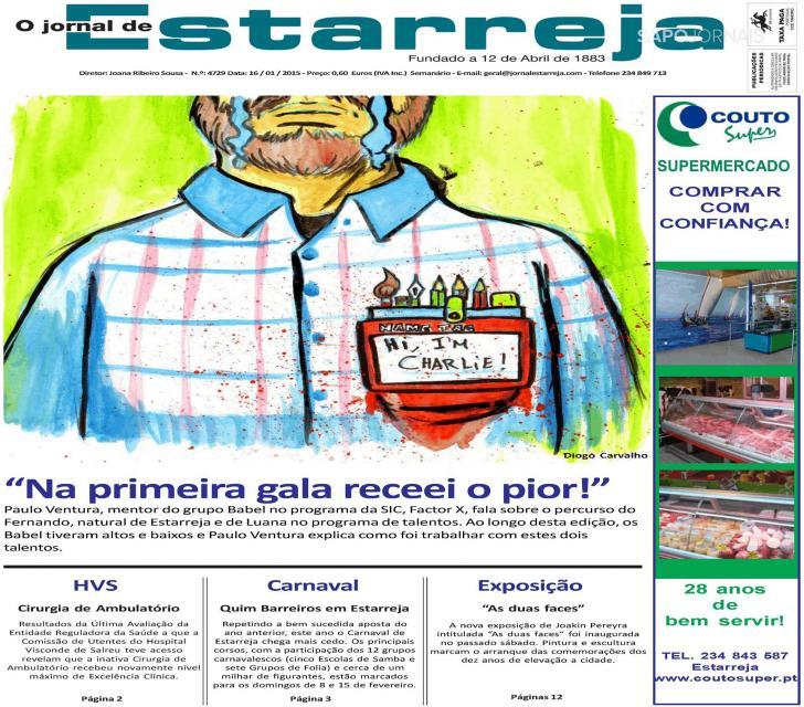O Jornal de Estarreja