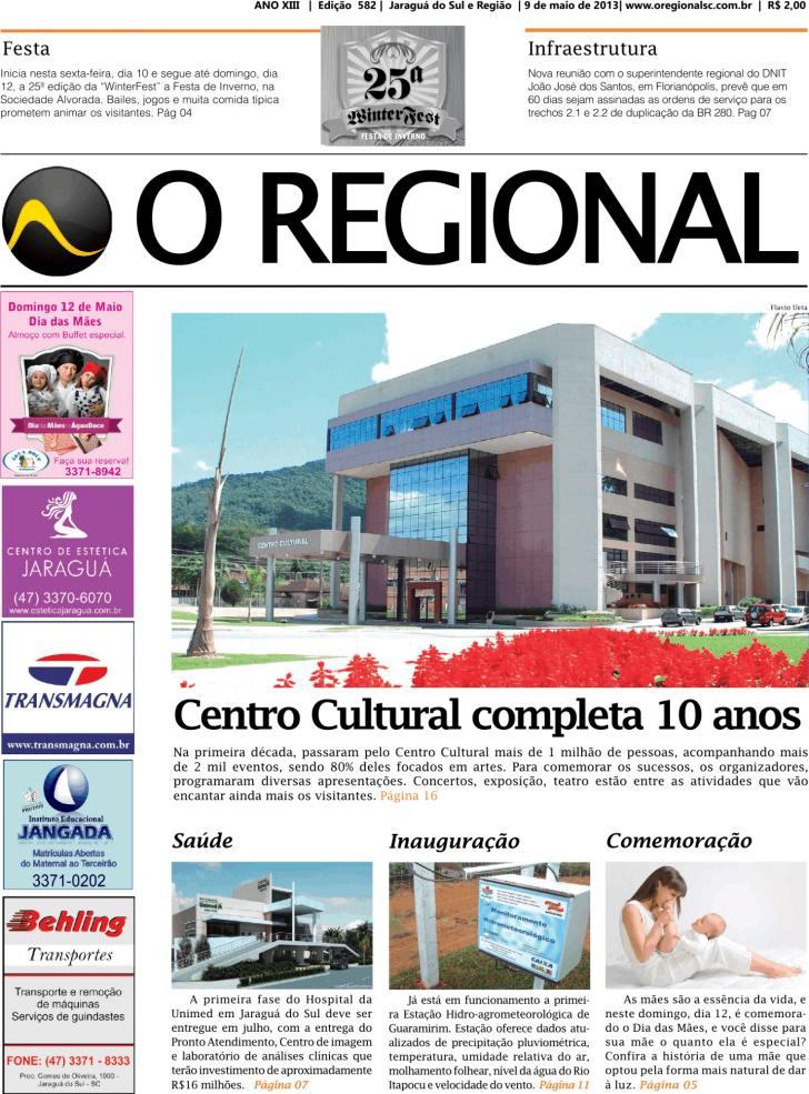 O Regional de Santa Catarina