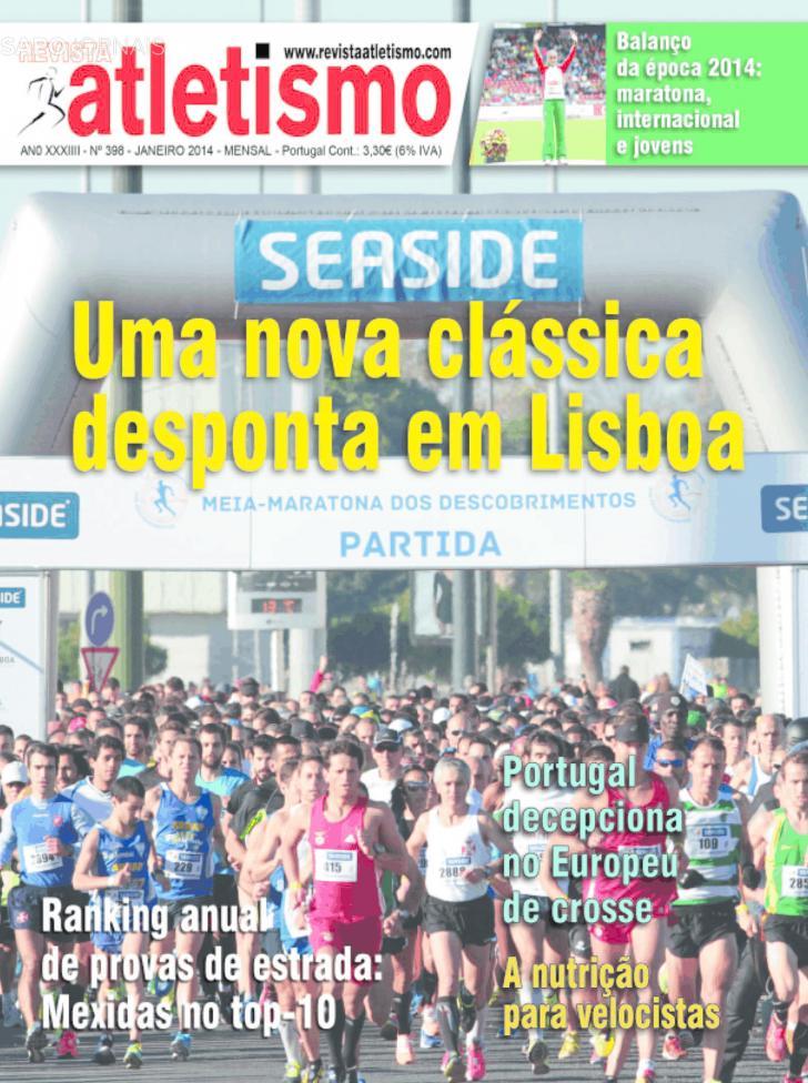 Revista Atletismo