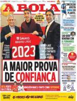 A Bola - 2019-02-20