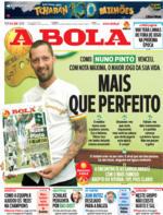 A Bola - 2019-06-04