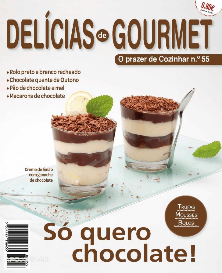 Del�cias de Gourmet