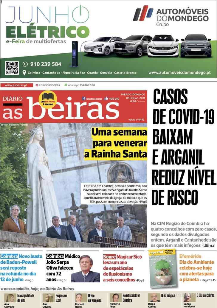 Diário As Beiras
