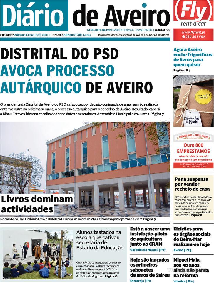 Diário de Aveiro