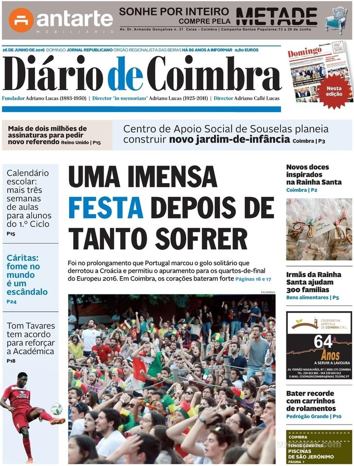 Di�rio de Coimbra