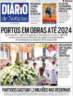 Diário de Notícias da Madeira - 2019-08-16