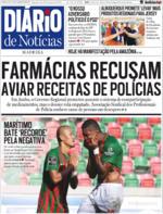 Diário de Notícias da Madeira - 2019-08-26