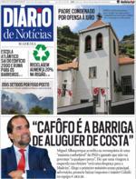 Diário de Notícias da Madeira - 2019-08-30