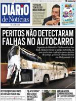 Diário de Notícias da Madeira - 2019-11-30