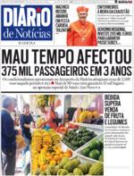 Diário de Notícias da Madeira - 2019-12-22