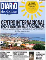 Diário de Notícias da Madeira - 2020-01-08