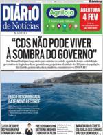 Diário de Notícias da Madeira - 2020-01-25
