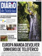 Diário de Notícias da Madeira - 2020-06-22
