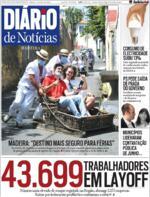 Diário de Notícias da Madeira - 2020-07-11