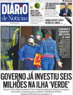 Diário de Notícias da Madeira - 2020-07-12