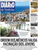 Diário de Notícias da Madeira - 2021-07-31