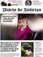 Diário de Notícias - 2018-10-30