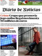 Diário de Notícias - 2018-11-08