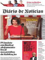 Diário de Notícias - 2019-01-04
