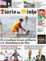 Diário do Minho - 2019-08-25