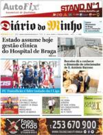 Diário do Minho - 2019-09-01