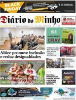 Diário do Minho - 2019-11-29