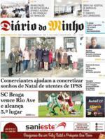 Diário do Minho - 2019-12-03