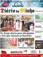 Diário do Minho - 2019-12-09