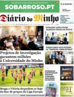 Diário do Minho - 2019-12-12