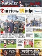 Diário do Minho - 2019-12-16