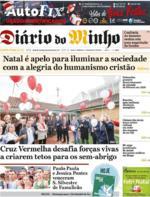 Diário do Minho - 2019-12-26