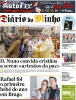 Diário do Minho - 2020-01-02