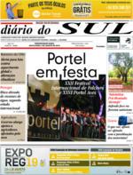 Diário do Sul - 2019-08-09