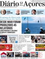 Diário dos Açores - 2021-08-15