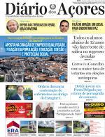 Diário dos Açores - 2021-08-20