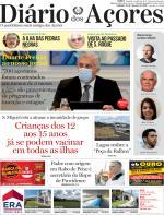 Diário dos Açores - 2021-08-21
