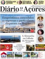 Diário dos Açores - 2021-08-22