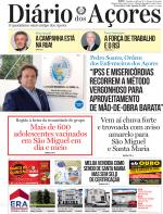Diário dos Açores - 2021-08-24