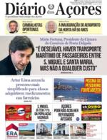 Diário dos Açores - 2021-08-31