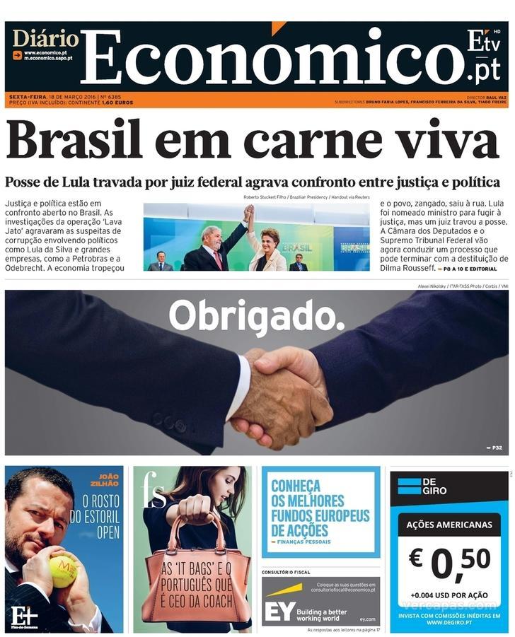 Resultado de imagem para diario economico jornal