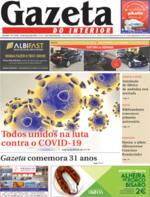 Gazeta do Interior - 2020-03-18