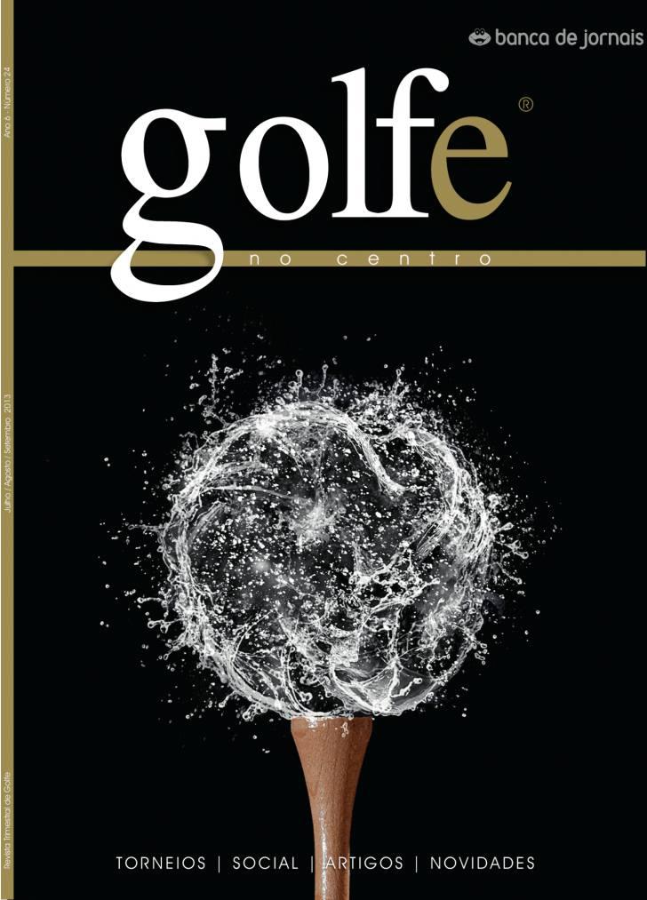Golfe no Centro