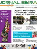Jornal da Beira - 2020-08-19